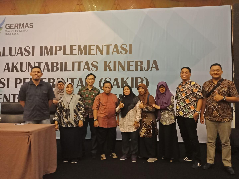Desk Evaluasi atas Implementasi SAKIP KKP Palembang
