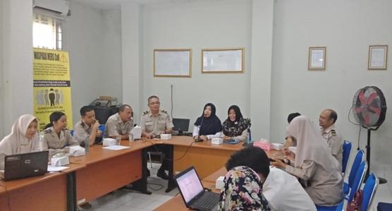 Workshop Petugas Pengendalian Risiko Lingkungan Tahun 2019