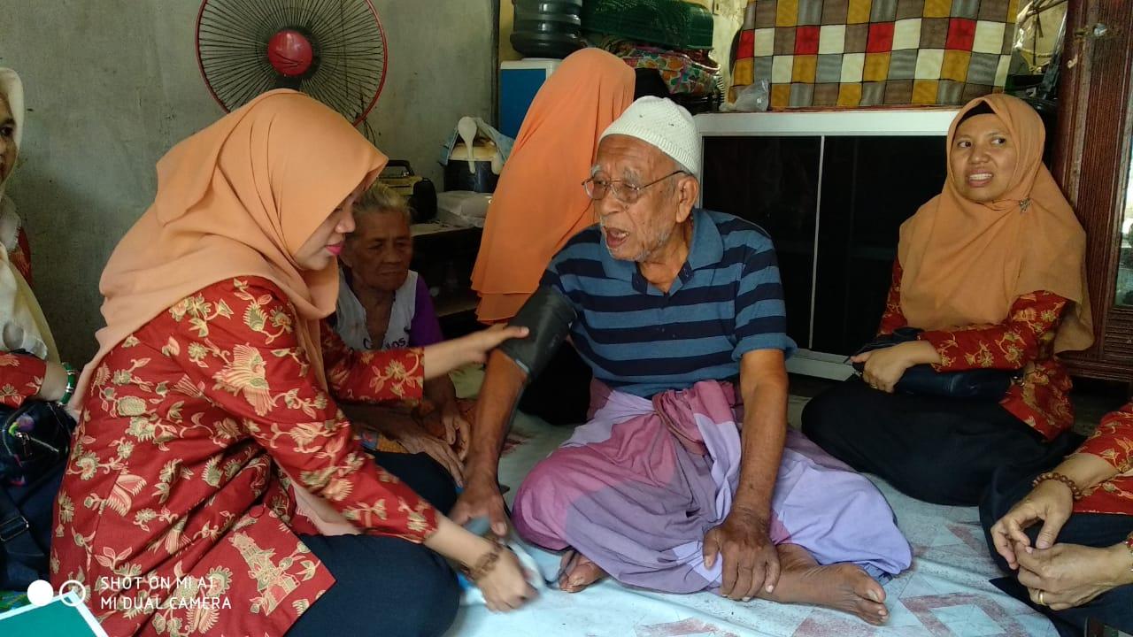 Bakti Sosial Bulan Ramadhan oleh Darma Wanita Persatuan KKP Palembang 2019