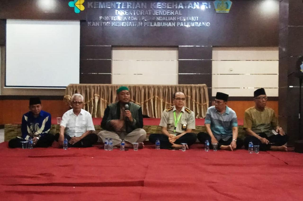 Halal Bihalal Keluarga Besar KKP Palembang Tahun 2019