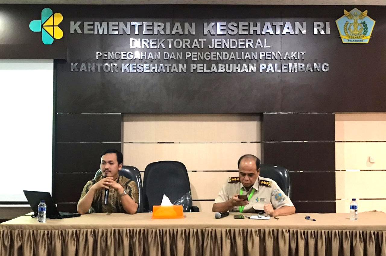 Rapat Tindak Lanjut Komitmen Wilayah Bebas Korupsi