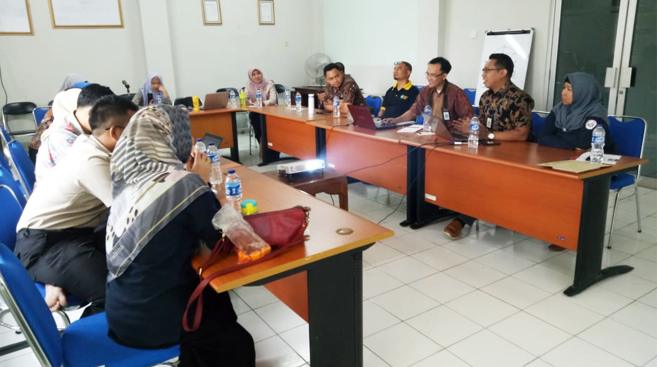 Tingkatkan Kualitas Laporan Keuangan, Tim Pengelola Keuangan KKP Palembang Lakukan rapat internal bersama Tim PIPK