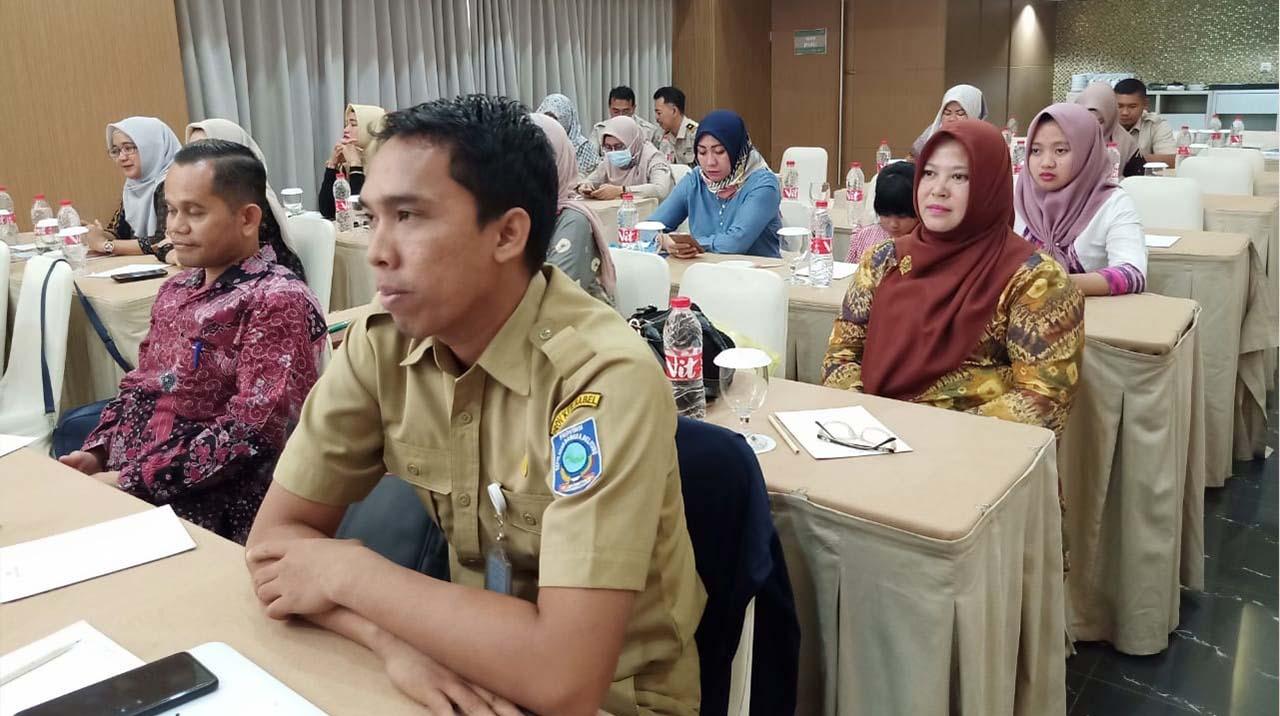 Meningkatkan Kualitas Pelayanan Kesehatan Haji, KKP Palembang Lakukan Evaluasi