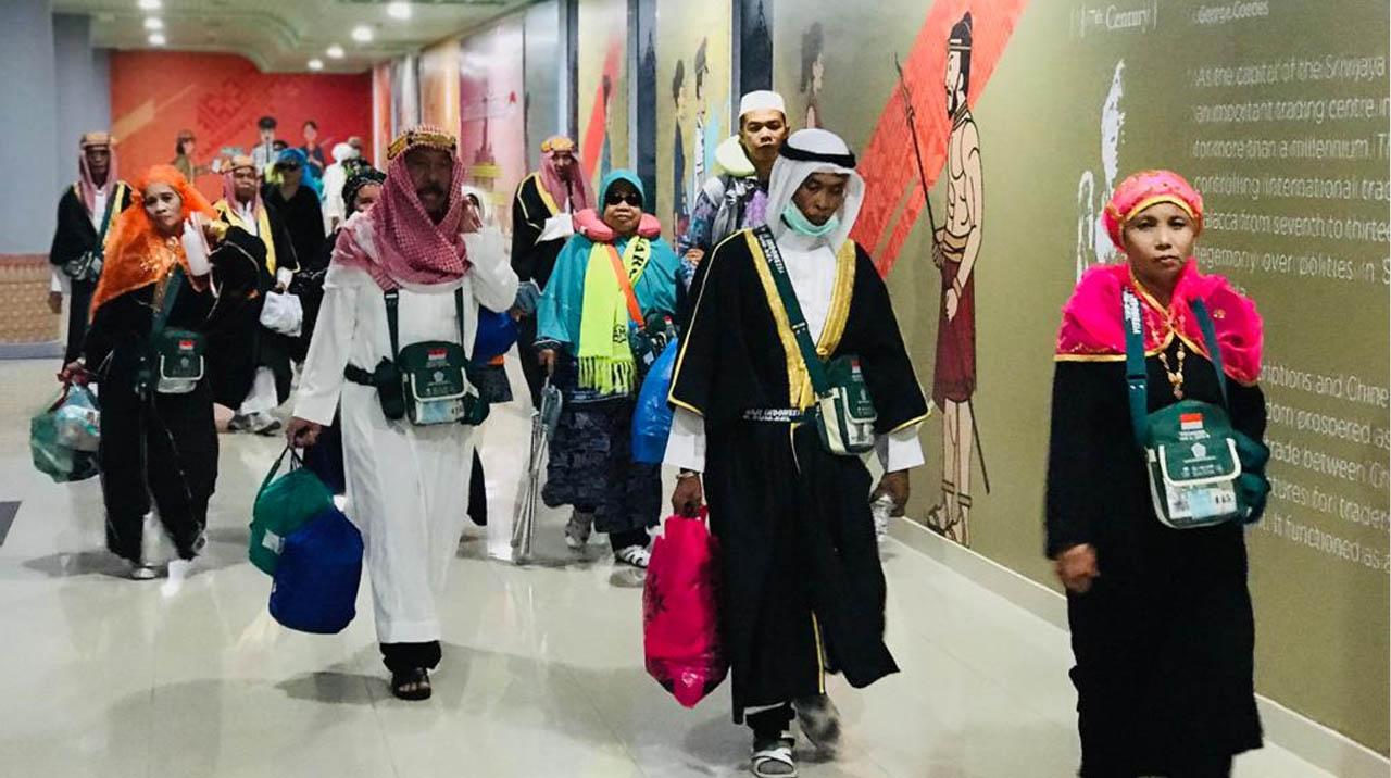 Pengawasan Kesehatan Jemaah Haji Debarkasi Palembang 1440 H/2019 M